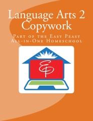 LA2 copywork cover
