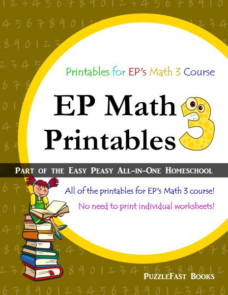 Math — 3 – Easy Peasy All-in-One Homeschool