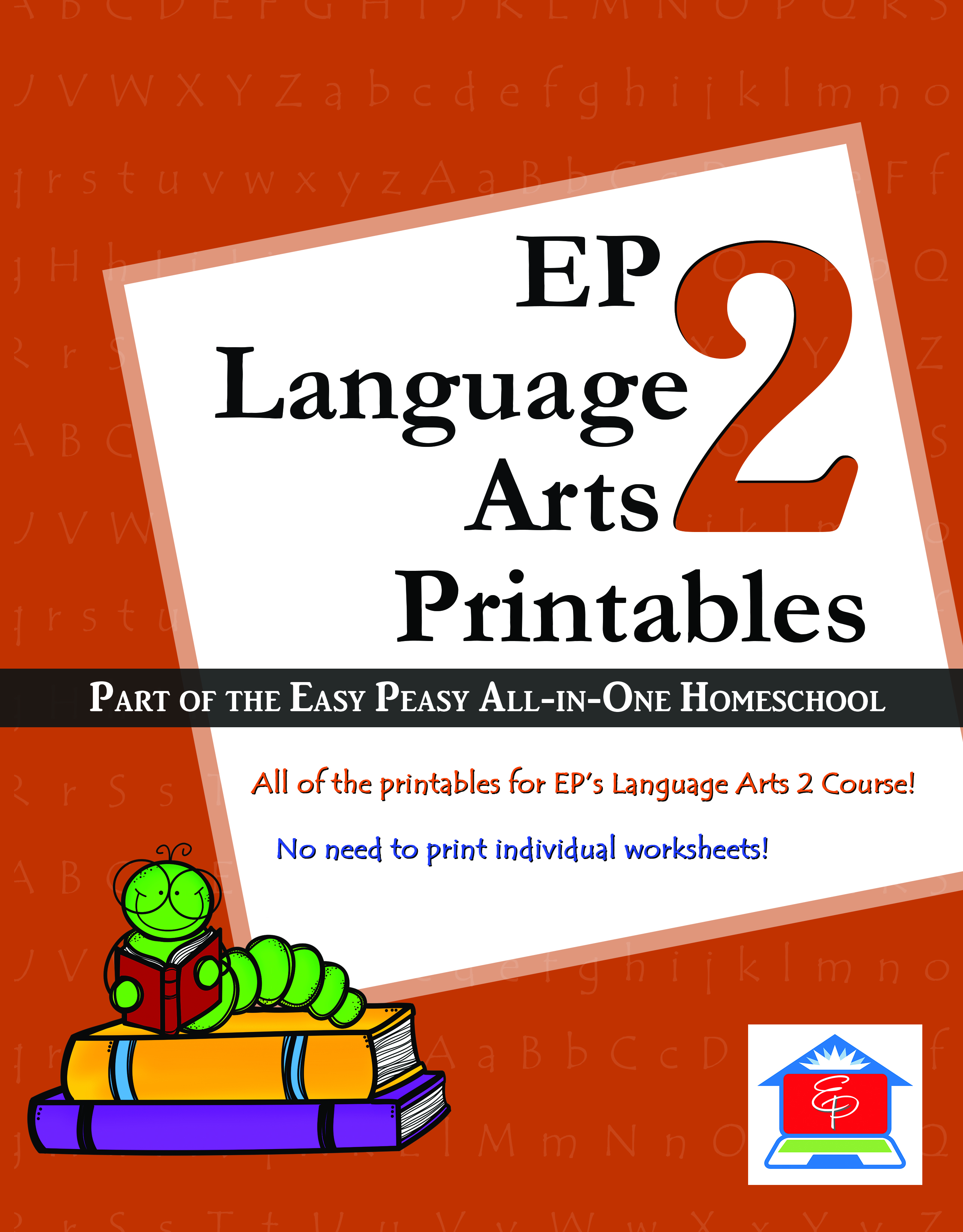 Language Arts 2 – Easy Peasy All-in-One Homeschool