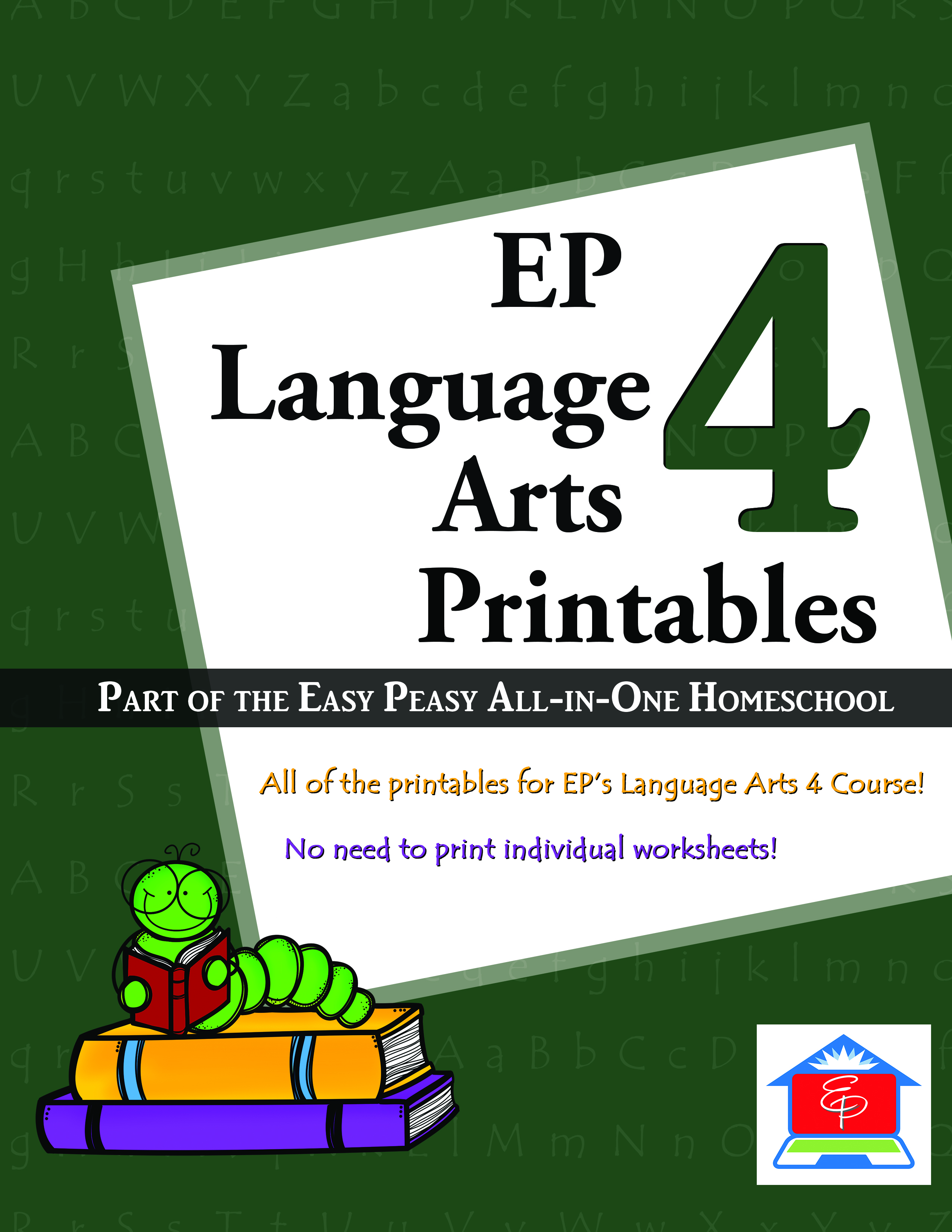 Language Arts 4 Easy Peasy All In One Homeschool