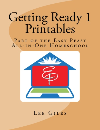 getting ready 1 � easy peasy allinone homeschool