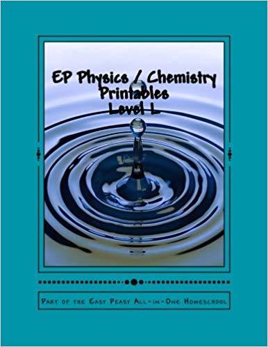 science � physchem � easy peasy allinone homeschool