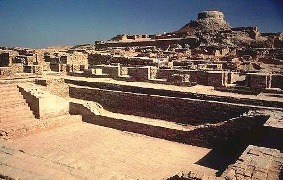 Indus Valley Mohenjodaro_Sindh