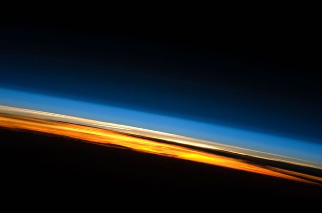 677px-Sunset_from_the_ISS