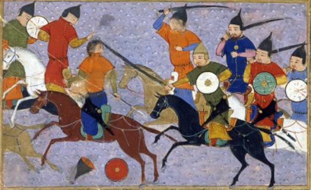 734px-Bataille_entre_mongols_&_chinois_(1211)