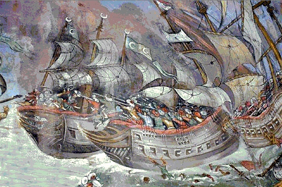 Naval_confrontation_at_Lepanto