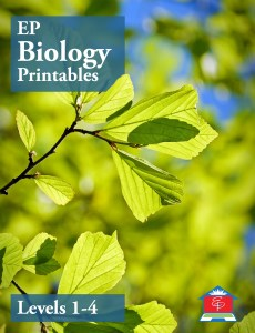 EP Biology Printables Levels 1 - 4