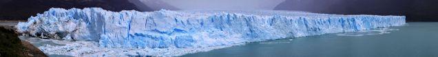 The front ofPerito Moreno Glacier, Patagonia,Argentina