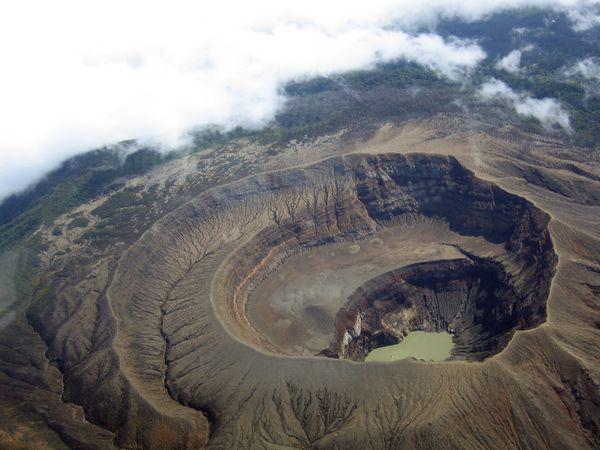 Santa Ana Volcano,El Salvador.