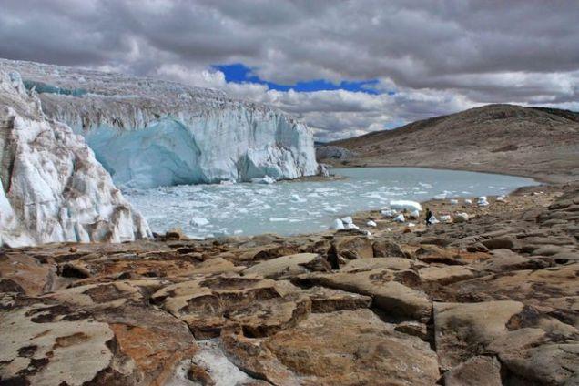 The Quelccaya Ice Cap