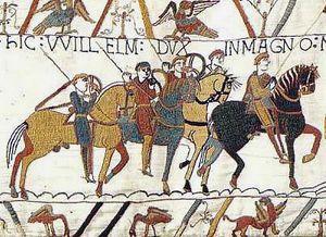 300px-Bayeux_Tapestry_WillelmDux