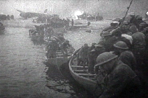 Soldiers Being Rescued From Dunkirk