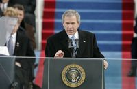 200px-Bush_delivers_his_second_Inaugural_address