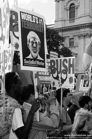 Anti-war demonstration