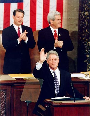 State of the Unionaddress in 1997