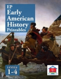 Early American History 1-4 Printables Cover